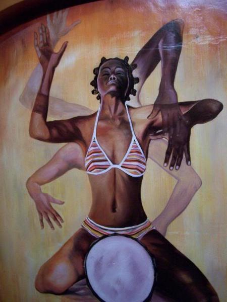 afrika u umjetnosti